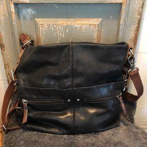 The Sak shoulder and crossbody bag